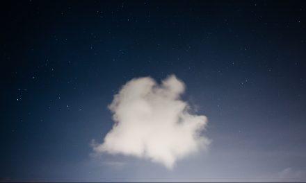 Poesie aus der Tram-Meine Wolke