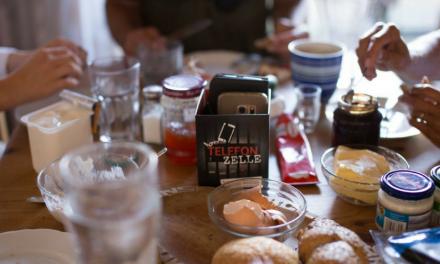TelefonZelle – Das Gefängnis für Handys