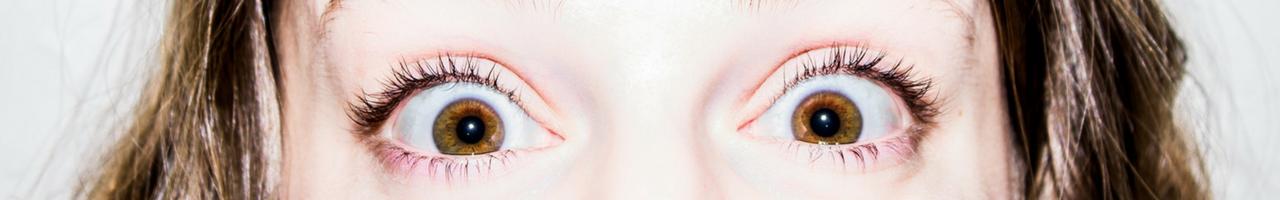 Was Männer an Frauen mögen? Augen