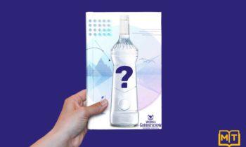 Wodka Gorbatschow | Geschichte schreiben & GEWINNEN